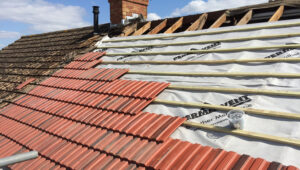 property roofing repair